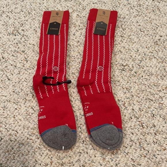 (2) Stance 645 VINTAGE CARDINALS Socks